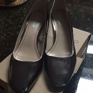 ZARA Patent leather shoes